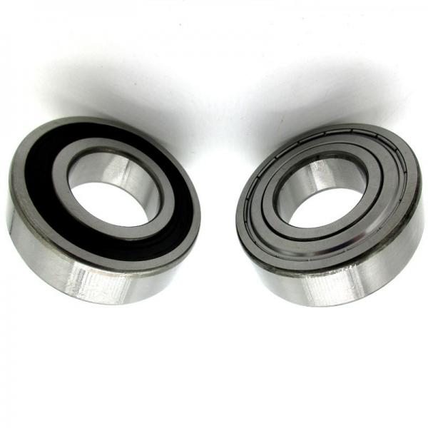 Auto Parts Single Raw Deep Groove Ball Bearing (6200-6230 6000-6040 6300-6330) Factory with ISO9001 (ZZ RS OPEN) #1 image